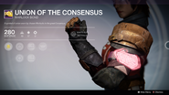 Union of the Consensus (Year 2) UI