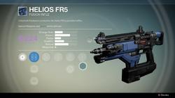 Helios FR5