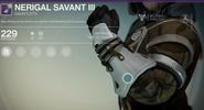 Nerigal Savant III Gauntlets