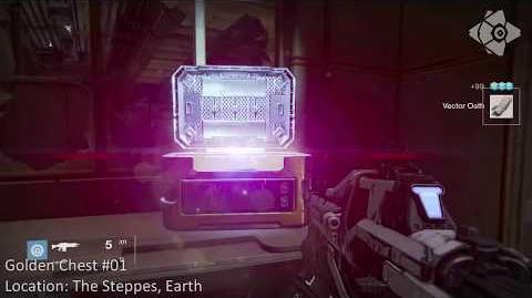 Destiny Wiki Golden Chest Location - Earth 01