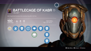 TTK Battlecage of Kabr Overlay
