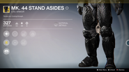 Mk. 44 Stand Asides (Year 2) UI