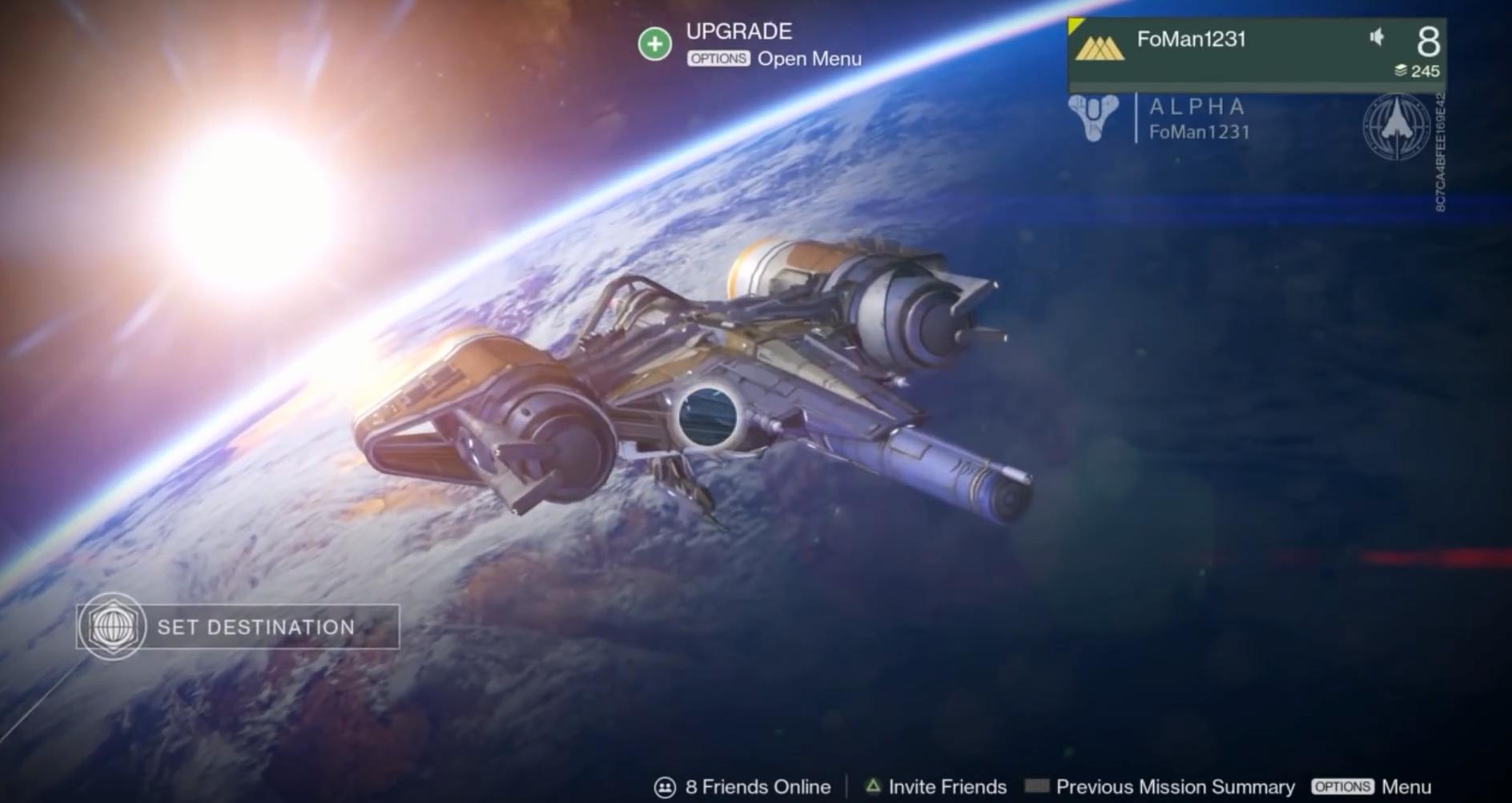 Destiny matchmaking moon