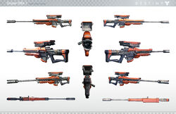 Destiny Sniper Rifle 1