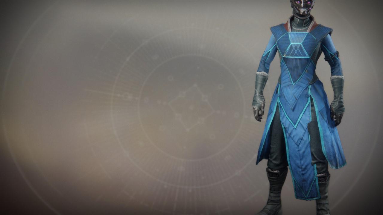 Prophet Snow Chest Armor