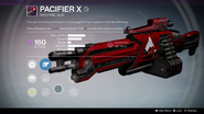 Pacifier X