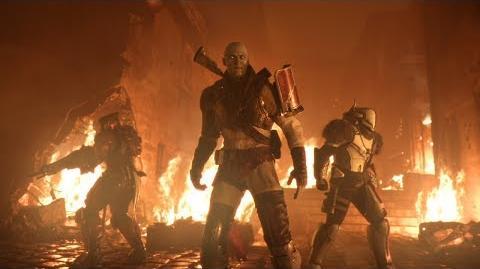 Destiny 2 Gameplay Premiere – Zavala's Prelude
