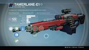 ROI Tamerlane-E1 Overlay