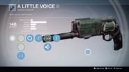 TTK A Little Voice Overlay