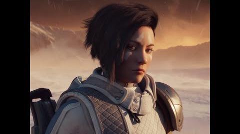 Destiny 2 Expansion II Warmind Prologue Cinematic