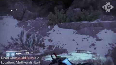 Destiny Wiki Dead Ghost Location - Old Russia 2