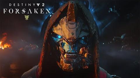 Destiny 2 Forsaken - E3 Story Reveal Trailer