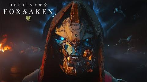 Destiny 2 Forsaken - E3 Story Reveal Trailer