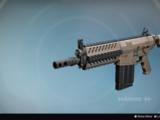 Häkke Test-A (Auto Rifle 1)