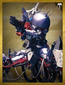 Aksis, Archon Prime (Grimoire Card)