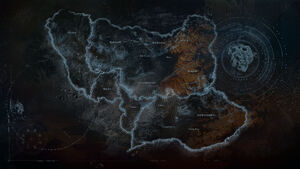 Destiny Director Mars Map