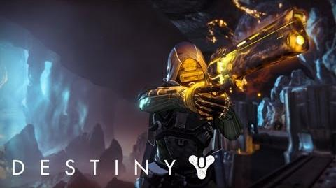 Official Destiny Gameplay Trailer The Moon