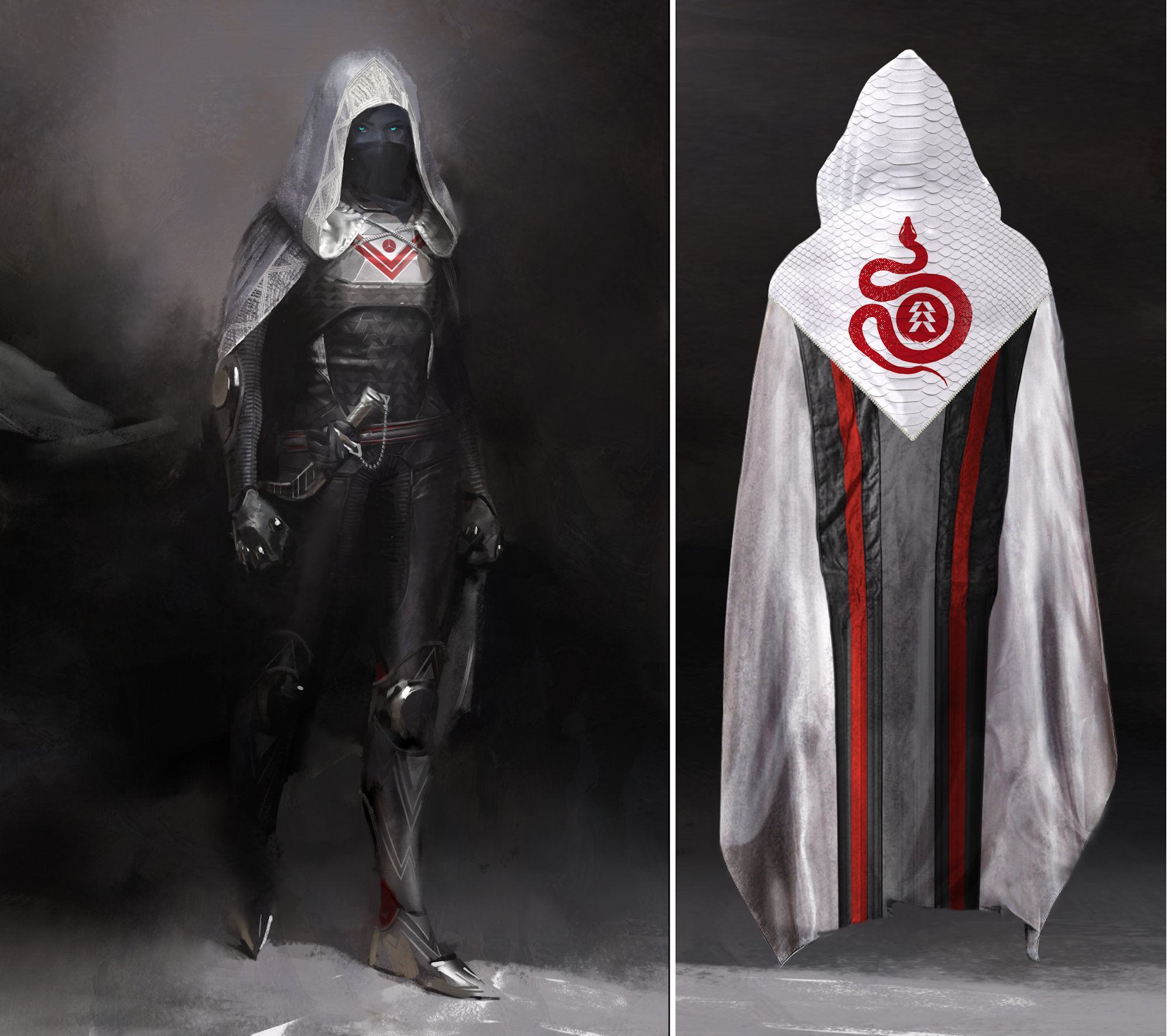 Image - D2 Hunter concept art.jpg | Destiny Wiki | FANDOM powered ...