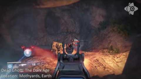 Destiny Wiki Dead Ghost Location - The Dark Age