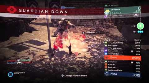 Destiny Alpha - PvP Control - Rusted Lands, Earth