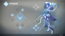 Destiny2 StrikerMenu
