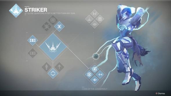 Striker | Destiny Wiki | FANDOM powered by Wikia