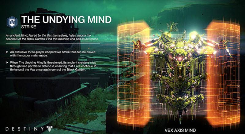 The Undying Mind | Destiny Wiki | FANDOM powered by Wikia