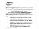 Bungie-Activision Contract