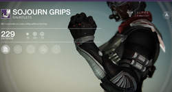 Sojourn Grips