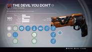 TTK The Devil You Don't Overlay