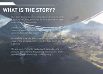 What is the destiny story