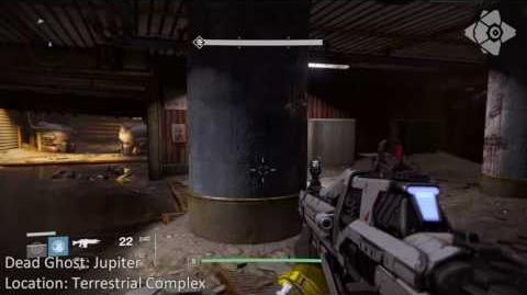 Destiny Wiki Dead Ghost Location - Jupiter