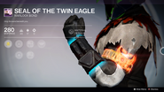 Seal of the Twin Eagle (Year 2) UI