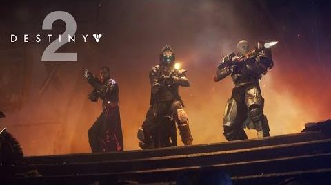 "Destiny 2 – ""Rally the Troops"" Worldwide Reveal Trailer"