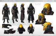 Destiny Warlock 2 Character Sheet