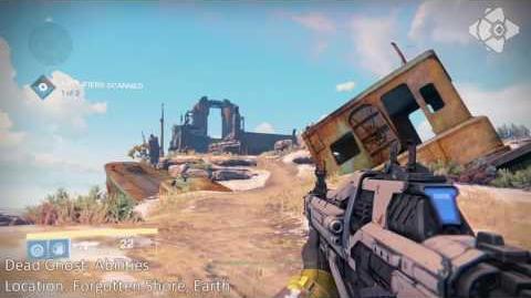 Destiny Wiki Dead Ghost Location - Abilities