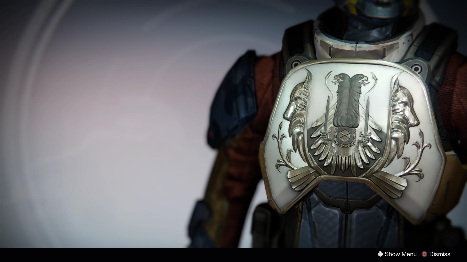 Crest of Alpha Lupi (Year 2 Titan) | Destiny Wiki | FANDOM