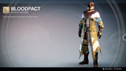 Bloodpact UI