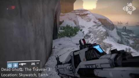 Destiny Wiki Dead Ghost Location - The Traveler 3