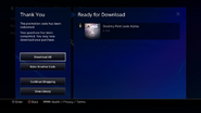 Destiny Alpha download ready
