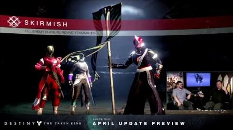 April Update Preview - Crucible & Sandbox Changes