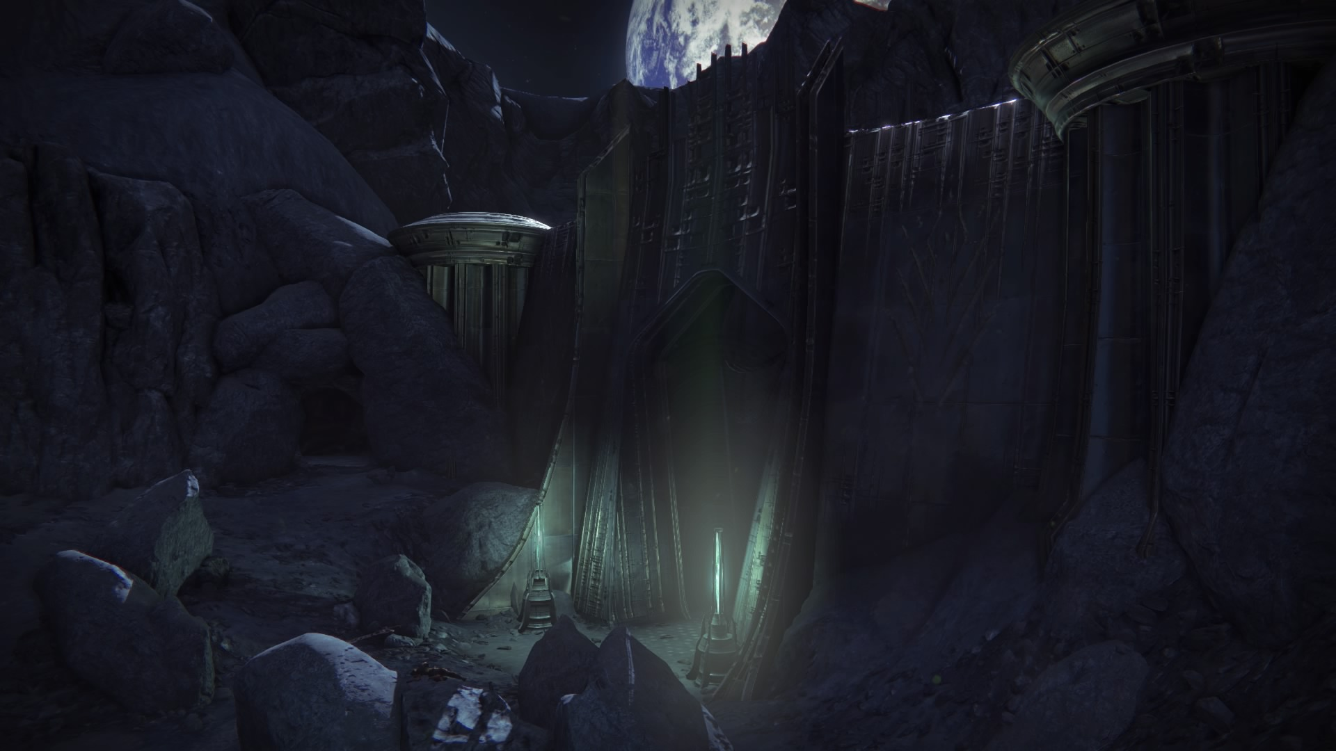 destiny moon temple of crota에 대한 이미지 검색결과