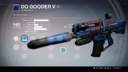 TTK Do Gooder V Overlay