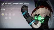 Harlequin Pendulum (Year 2) UI