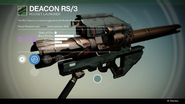 Deacon RS3