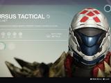 Ursus Tactical (Helmet)