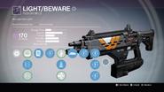 TTK Light-Beware Overlay
