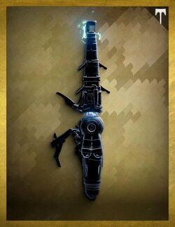 Shock Cannon (Grimoire Card)