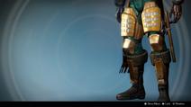 Toutatis Type 2 (Leg Armor)