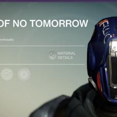 明日なき者のフード